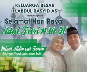 Keluarga Besar H. Abdul Rasyid AS