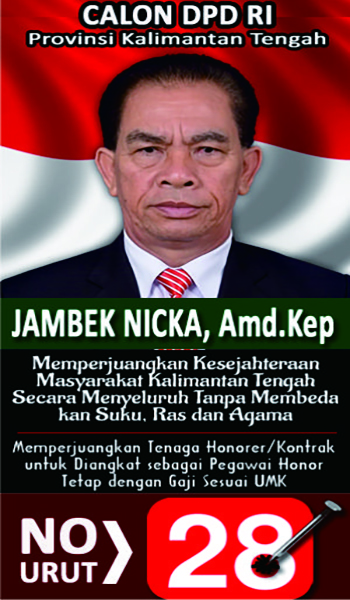 Jambek Nicka, Amd.Kep