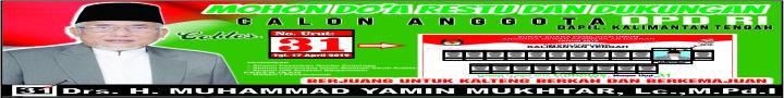 Drs. H. Muhammad Yamin Mukhtar
