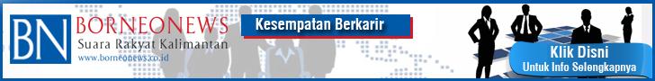 Kesempatan Berkarir di Borneonews