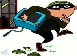 Ilustrasi pencurian. (foto : net)