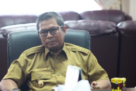 Bupati Seruyan Sudarsono. BORNEONEWS/DOK.