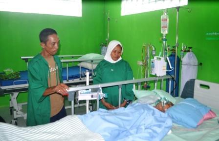 Pasien Keluarga Miskin Terbelit Biaya Rumah Sakit