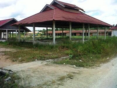 Pasar Sayangan, Kecamatan Pangkalan Lada