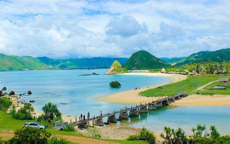 Pariwisata Lombok Gerilya Via Media Sosial