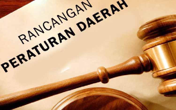 Rancangan Peraturan Daerah. ISTIMEWA