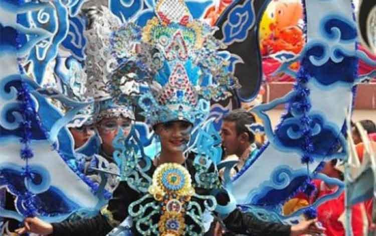 Caruban Carnival. ISTIMEWA