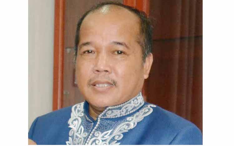 Wakil Bupati Murung Raya, Darmaji. BORNEO/SUPRI ADI