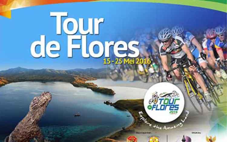 Tour de Flores 2016. ISTIMEWA
