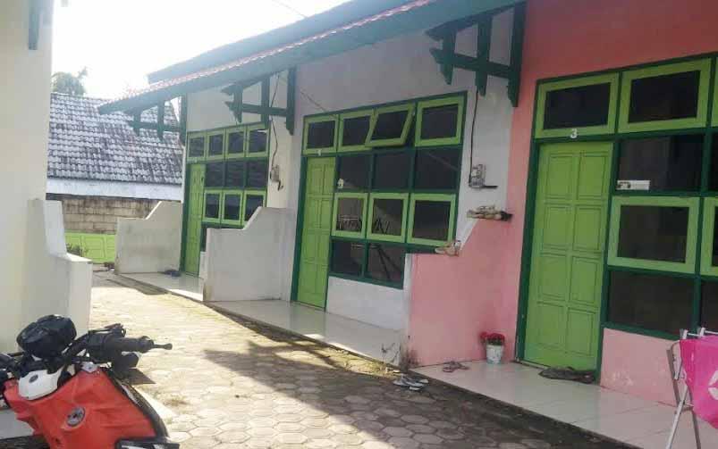 Salah satu barakan yang berada di Kelurahan Sidorejo Kecamatan Arut Selatan, Pangkalan Bun Kobar.