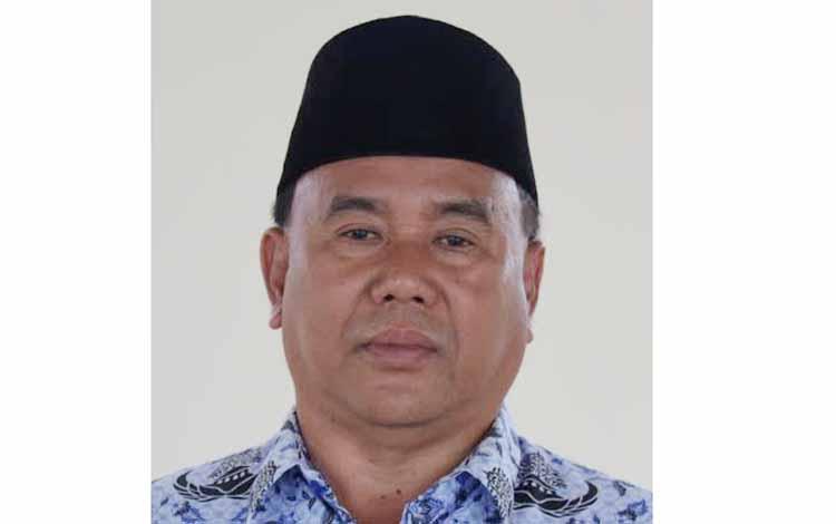 Kepala BPMD Barito Utara, H Arbaidi. BORNEONEWS/RAMADANI