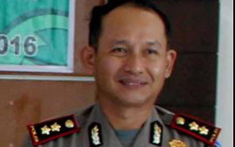 Kapolres Barito Selatan AKBP Yussak Angga. BORNEONEWS/URIUTU DJAPER