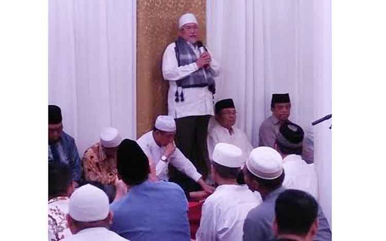 Muhammad Yamin Muchtar, Ketua FKUB Kalimantan Tengah