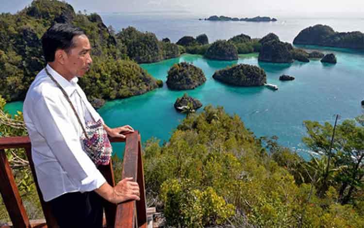 Presiden Jokowi. ISTIMEWA