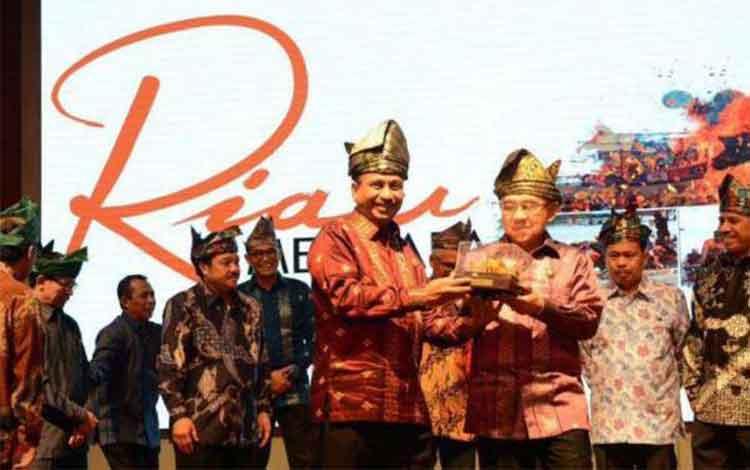 Wisata Riau. ISTIMEWA