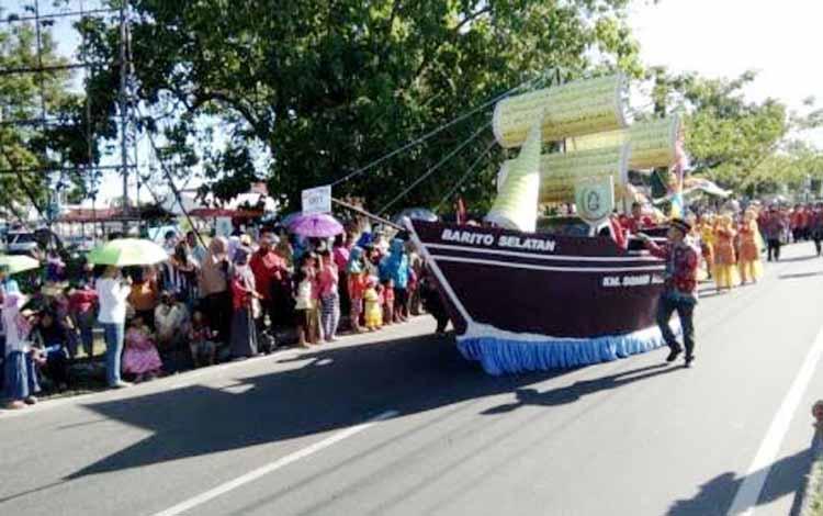 Barito Selatan Targetkan Lima Besar MTQ Ke-28 Tingkat Provinsi