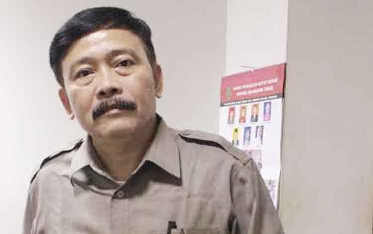 Anggota DPRD Kalimantan Tengah, Yansen A Binti