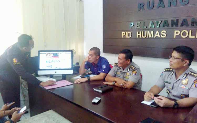 Polda Kalimantan Tengah Buka Layanan Pengaduan Online