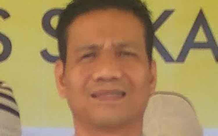 Kapolres Sukamara, AKBP Rade Mangaraja Sinambela. BORNEONEWS/DOK
