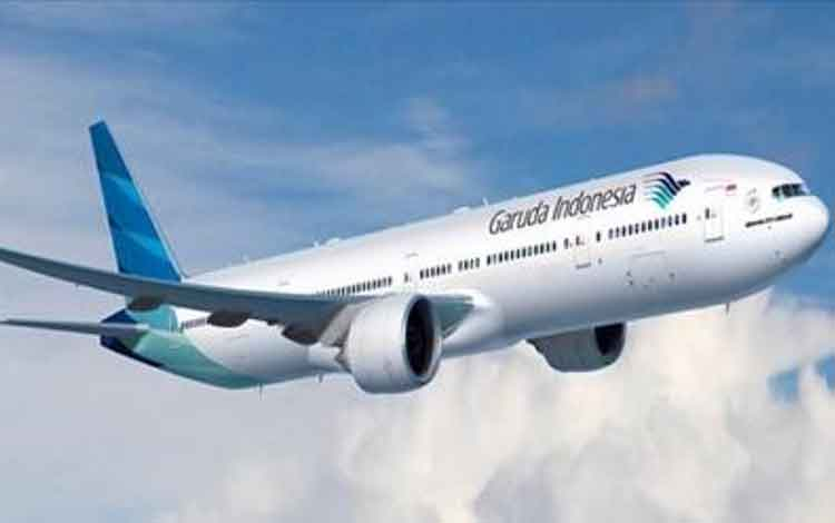 Garuda Indonesia. ISTIMEWA
