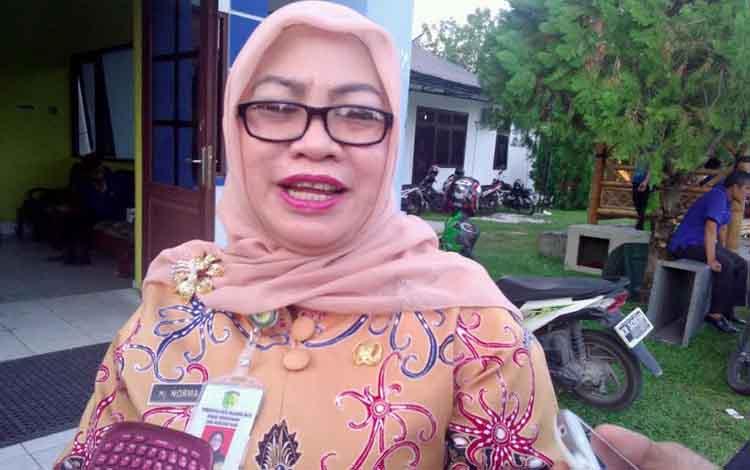 Kepala Dinas Pariwisata dan Kebudayaan Kota Palangka Raya, Norma Hikmah