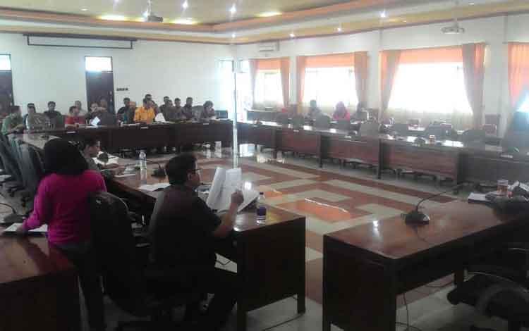 DPRD Kapuas Fokus Agendakan Pembahasan KUA PPAS