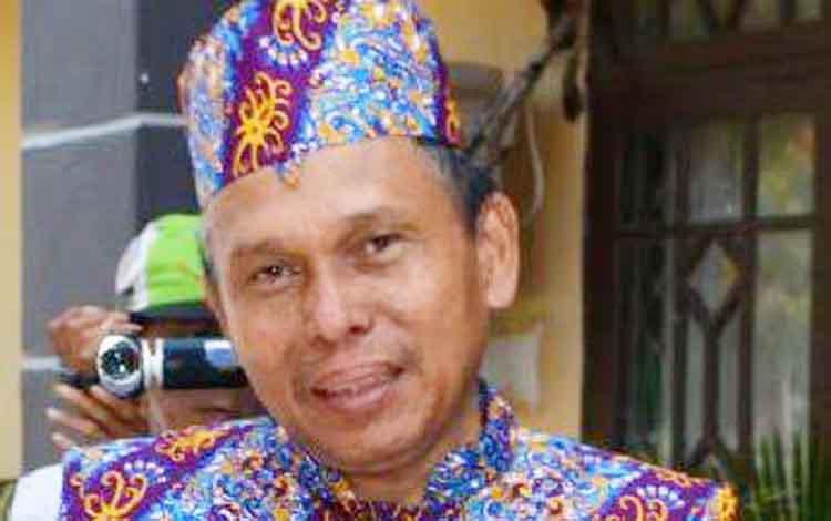 Kepala Dinas Tenaga Kerja dan Transmigrasi Kabupaten Murung Raya, Syahrial Pasaribu.