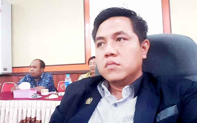 Arianto S Muller : Anggota DPRD Barito Timur