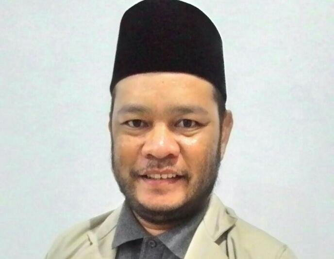 Lutfi Fauzi : Ketua Pemuda Muhammadiyah Kabupaten Katingan. BORNEONEWS/ABDUL GOFUR
