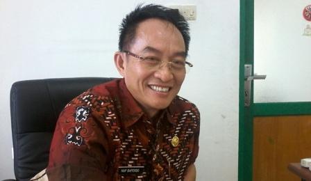 Kepala Dinas Lingkungan Hidup Kabupaten Katingan, Hap Baperdo.