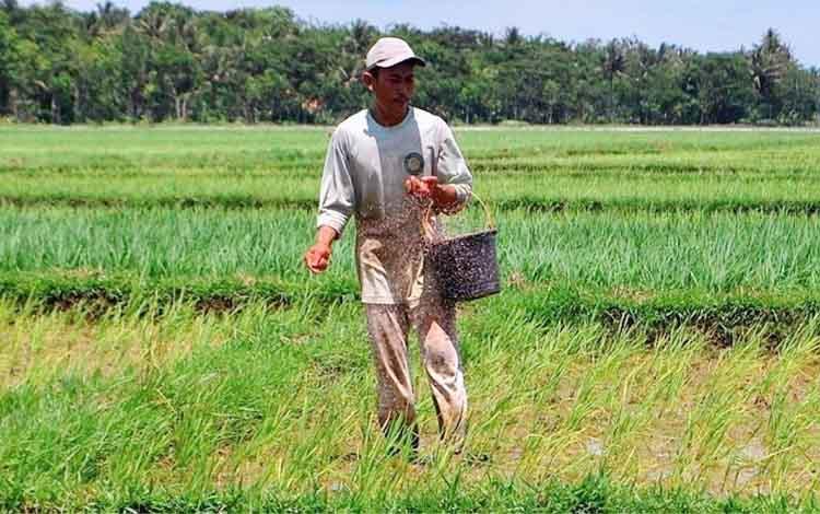 Pemkab Kotawaringin Timur Diminta Optimalkan Pertanian Dalam Arti