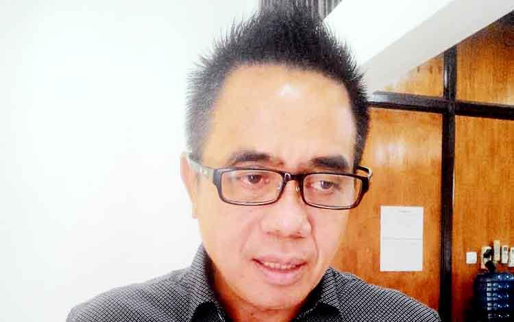 Anggota Komisi B DPRD Kota Palangka Raya, Alfian Batnakanti.