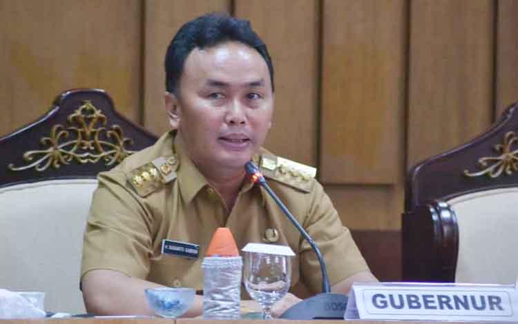 Gubernur Kalteng: Narkoba Lebih Berbahaya Dari Pada Teroris
