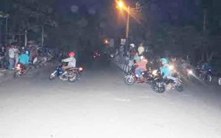 DPRD Kobar Dukung Penertiban Balapan Liar