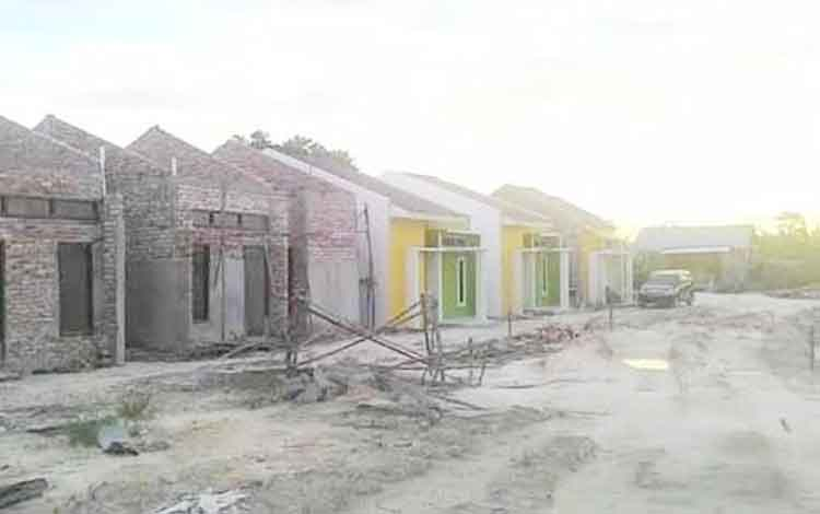Warga Minta Pengembang Perumahan Bersubsidi Perhatikan Kualitas Bangunan