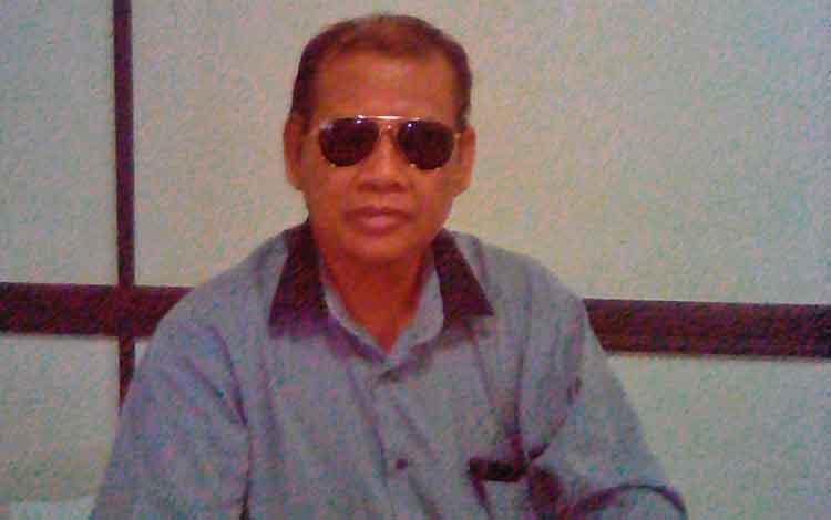 Sekretaris Komisi II DPRD Kabupaten Barito Timur Cilikman Jakri.