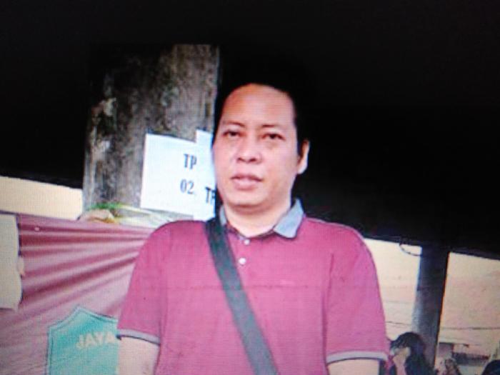 Ketua DPRD Kabupaten Barito Timur Broelalano.