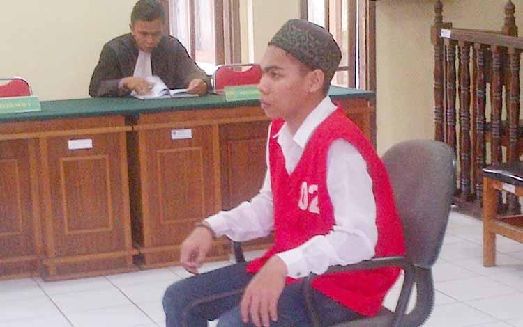 Tersangka Pembunuh Geby, Helmi Bin Rudi Badrus dihukum seumur hidup penjara
