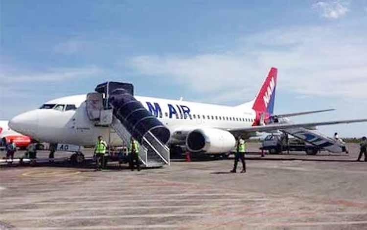 Tiket Nam Air Mulai Dijual Awal Bulan Juni