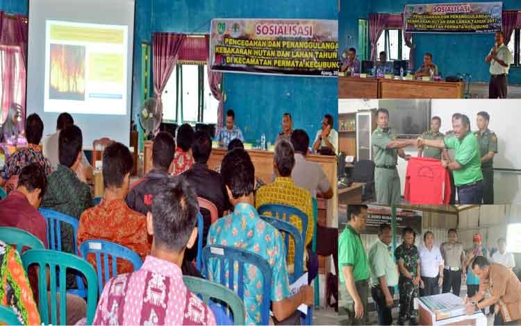 Triputra Agro Persada Group Luncurkan Program Desa Bebas Kebakaran