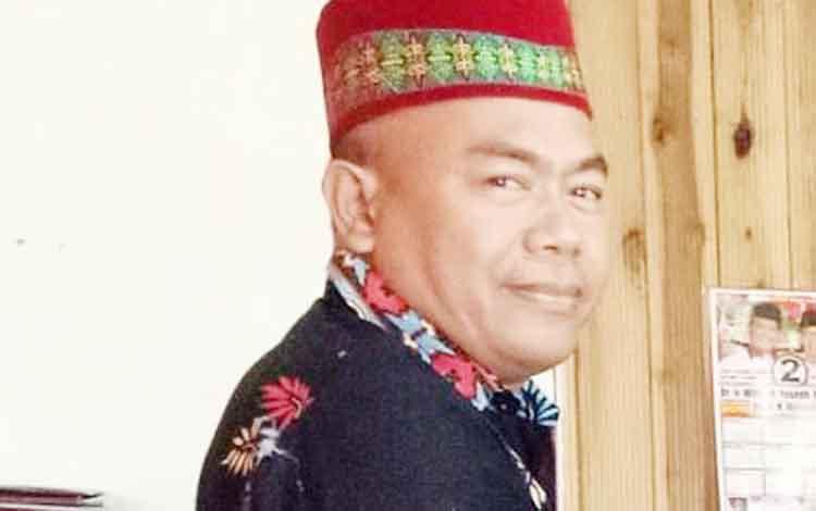 Anggota DPRD Sukamara, Jairi.