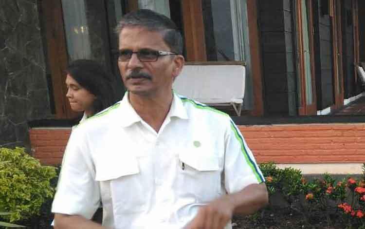 Direktur Utama PT Sawit Sumbermas Sarana Tbk (SSMS), Vallauthan Subraminam