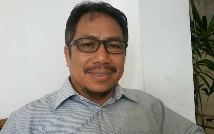 Ketua KPU Katingan Sapta Tjita