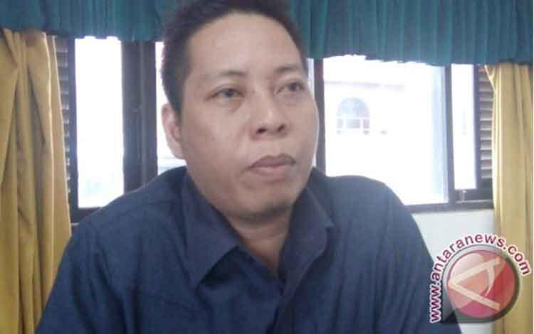 Ketua DPRD Barito Timur Broelalano.