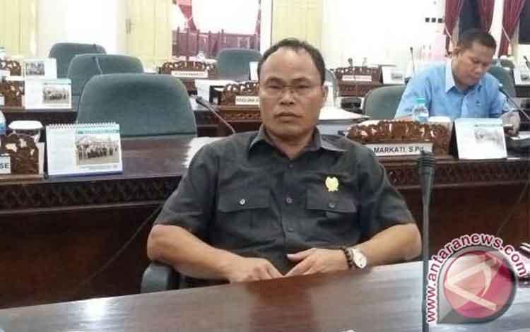 Anggota DPRD Barito Timur Mardianto