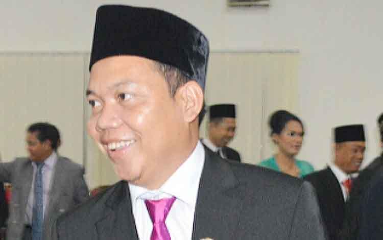 Anggota Komisi III DPRD Kotim, Nono