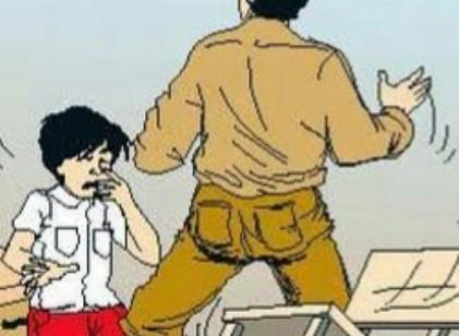 Catatan Kelam Hari Anak Nasional, Guru Pancal Murid Hingga Tersungkur