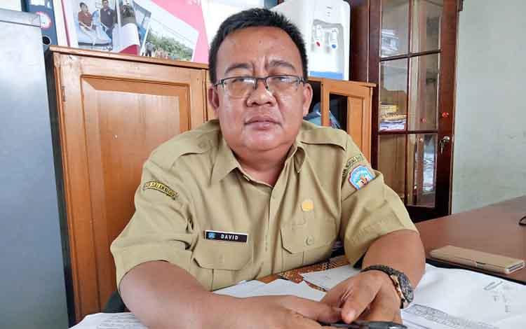 Kepala Seksi (Kasi) Rehabilitas Anak, Lanjut Usia, Sosial dan Penyandang Disabilitas pada Dinas Sosial Kabupaten Mura, David.
