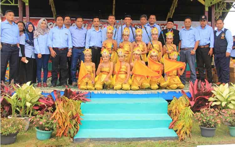 PT Sungai Rangit Sampoerna Agro Tbk Kalteng Kerja Bersama