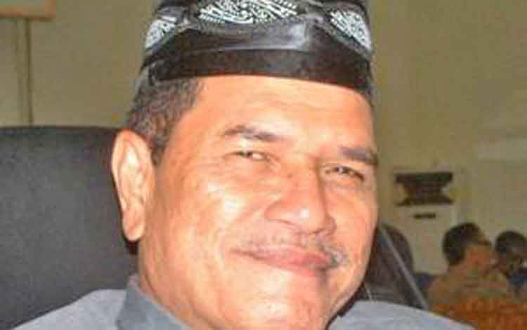 Ketua BPPD DPRD Barsel, Yusuf Kalem.